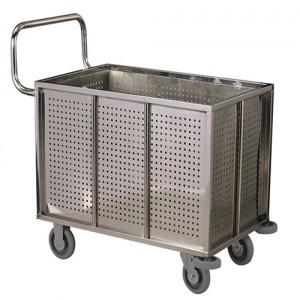 세탁물수거카트 소형/린넨카트/라운드리카트가격:528,000원