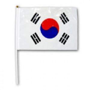 [응원/이벤트용품]수기태극기(비닐)