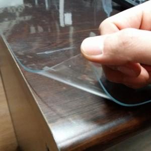 비닐매트/아스테이지/유리대용매트-투명(폭121cm*1롤=약17.5M단위) New