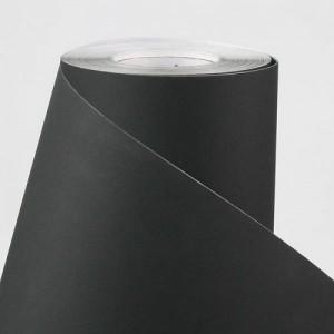 [인테리어필름] 단색(검정) 8050 길이50M/롤단위