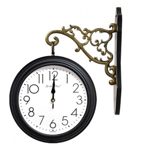 모던 양면시계 (6 color) 선택