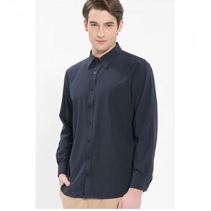 남성 긴팔 단색 셔츠 /네이비(Y-109L)가격:23,000원