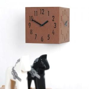 3 Clock (BR) 컬러우드 벽시계