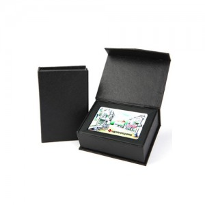 TG삼보 D7 카드형 USB 16G(고급사바리케이스)