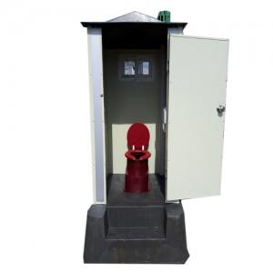 EP-3 좌변식 화장실 (재래식용 물 내려가는 상품아님)