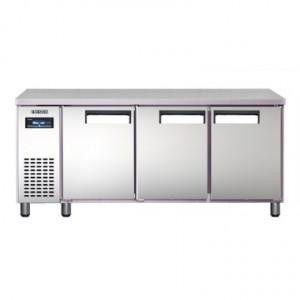 유니크 대성 에버젠 테이블냉동,냉장고 UDS-18RFTIR (디지털/올스텐/냉장ㆍ냉동겸용)