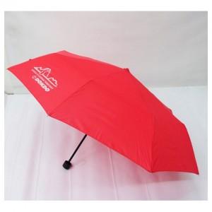 3단폰지빨강우산[독도우산]