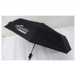 3단폰지검정전자동우산[독도우산]
