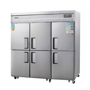 그랜드우성/고급형 60박스 간냉식 WSFM-1900RF / ⅓냉동,냉장