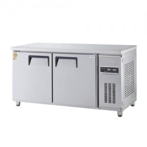 그랜드우성/고급형 직냉식 보냉테이블 5자 GWM-150RFT / 냉동,냉장