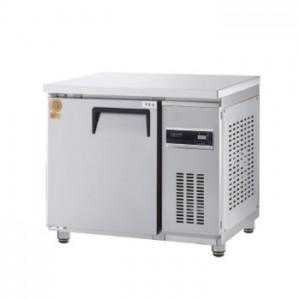 그랜드우성/고급형 간냉식 보냉테이블 3자 GWFM-090FTU / 올냉동 저온(-35도)