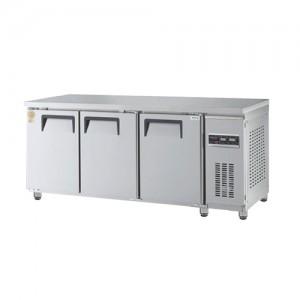 그랜드우성/고급형 간냉식 보냉테이블 6자 GWFM-180RFT / 냉동,냉장