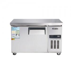 그랜드우성/고급형 직냉식 낮은보냉테이블 3자 CWSM-090LRT / 냉장