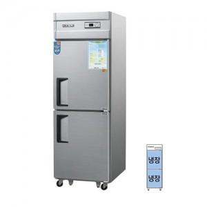 그랜드우성/일반형 직냉식 냉장고 25박스 CWS-630R 아날로그/올냉장