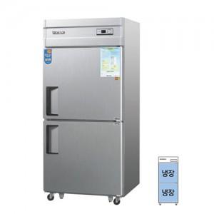 그랜드우성/일반형 직냉식 냉장고 30박스 CWS-830R 아날로그/올냉장