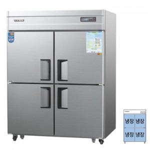 그랜드우성/일반형 직냉식 냉장고 45박스 CWSM-1244DR 디지털 / 올냉장