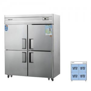 그랜드우성/일반형 직냉식 냉장고 55박스 CWS-1544DR 아날로그 올스텐 / 올냉장