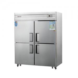 그랜드우성/일반형 직냉식 냉장고 55박스 CWS-1544DF 아날로그 올스텐 / 수평,수직 냉동 냉장