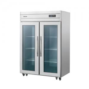 그랜드우성/일반형 직냉식 정육숙성고 45박스 CWSRM-1244 / 디지털  / 올스텐,수직 ½숙성고 2도어