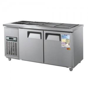 그랜드우성/일반형 찬밧드냉장고 5자 냉장 CWS-150RB / 아날로그