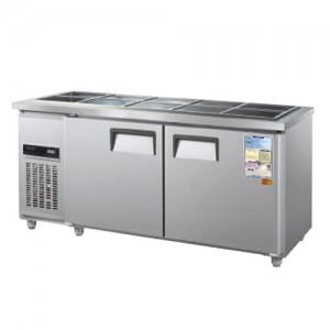 그랜드우성/일반형 찬밧드냉장고 6자 냉장 CWSM-180RB / 디지털