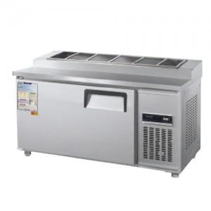 그랜드우성/일반형 김밥테이블 4자 냉장 CWSM-120RBT(10) / 디지털