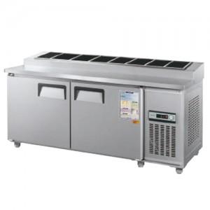 그랜드우성/일반형 김밥테이블 5자 냉장 CWS-150RBT(10) / 아날로그