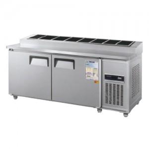 그랜드우성/일반형 김밥테이블 5자 냉장 CWSM-150RBT(10) / 디지털