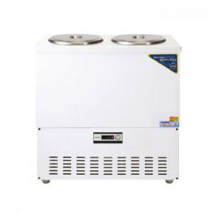 그랜드우성/육수냉장고 3말쌍통1라인/칼라(흰색)/아날로그 CWSR-303