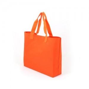 폴리방수 에코백 오렌지