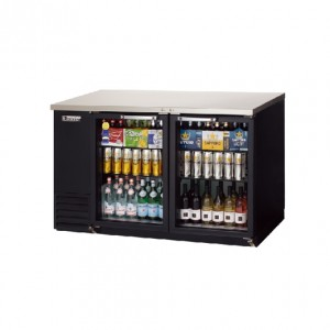 부성/BACK BAR COOLER(Glass Swing door) / B146BBG-2RROC-E / 간냉식