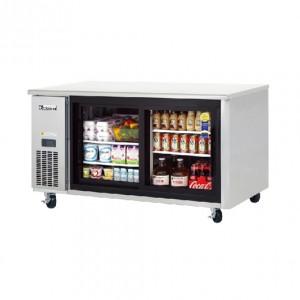 부성/ 냉장테이블(유리도어콜드 테이블) / B150CH-2RROS-E / 간냉식 / 올냉장