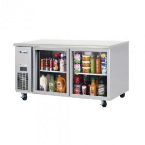 부성/ 냉장테이블(유리도어콜드 테이블) / B150CG-2RROS-E / 간냉식 / 올냉장
