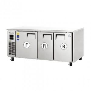 부성/ 냉장테이블(콜드 테이블) /B180C-3FRRS-E/ 간냉식 / 1/3냉동