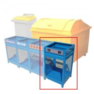 STC-803 재활용품 분리수거함+빌라,쓰레기,아파트,자동상차 세트구성