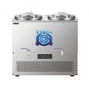 그랜드우성/슬러시냉장고(쌍통) 100리터 WSSD-250