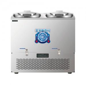 그랜드우성/슬러시냉장고(쌍통) 160리터 WSSD-280