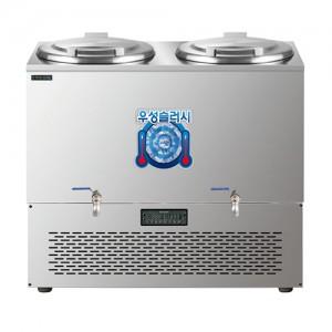 그랜드우성/슬러시냉장고(쌍통) 240리터 WSSD-2120