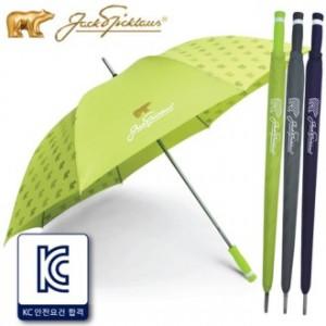잭니클라우스75수동원터치매직 골프우산