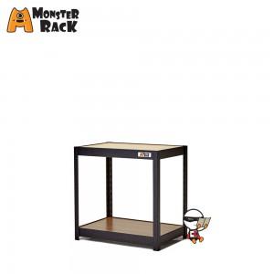 몬스터랙플러스 600x400x600 2단 조립식앵글선반가격:40,000원