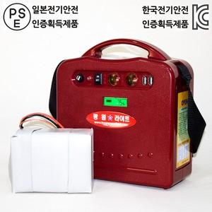 휴대용 발전기 300W (KWLM 300LP)