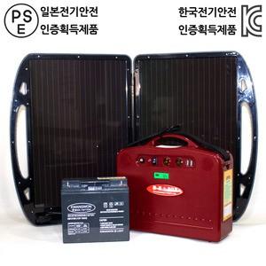 태양광발전시스템 240W (KWTS 240)