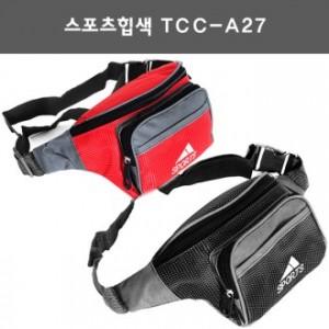 스포츠힙색 TCC-A27/보조가방.크로스백.허리쌕
