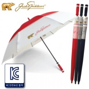 잭니클라우스 80수동컬러이중방풍 골프우산