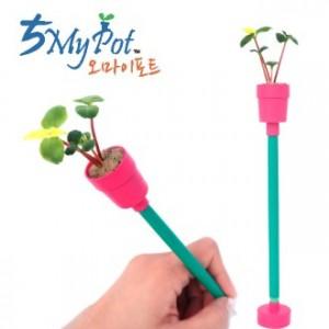 오마이포트-미니화분연필