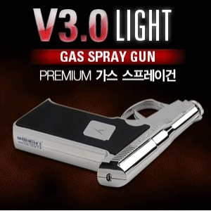 V3.0 LIGHT 호신용 스프레이건가격:169,000원