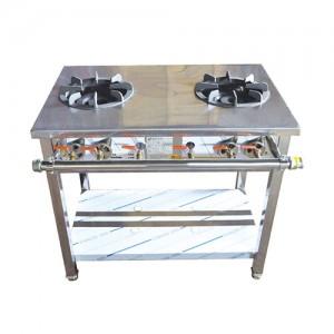 시그마 신석쇠 테이블렌지 스텐커버 900(2구) / 가로900 × 세로600 × 높이800