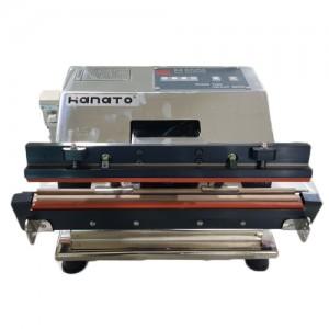 진공포장기 노즐식 NV-400 / 접착길이 400 mm