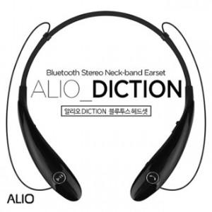 ALIO DICTION  헤드셋
