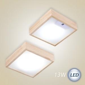 LED 모던 직부등/센서등 13W (직부등 / 센서등 2가지 타입)